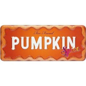 Too Faced NWT Pumpkin Spice Warm & Spicy Palette